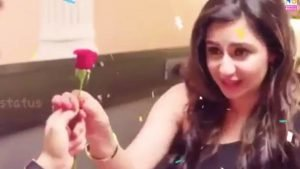 Whatsapp Birthday Status For Girlfriend with hindi quotes