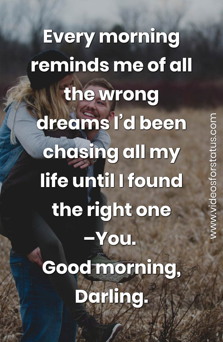 Good Morning Wishes For Girlfriend In English With Messages 2020
