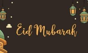 eid mubarak status Video