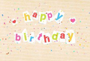 happy birthday video status download