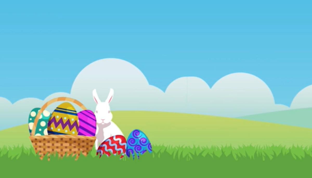 Happy Easter Status Video