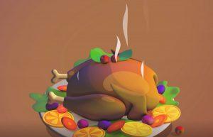 Happy Thanksgiving Status Video