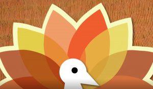 Happy Thanksgiving video status