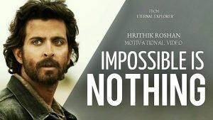 Hrithik Roshan Motivational Status Video