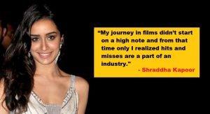 Shraddha Kapoor Motivational Status Video