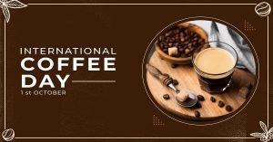 International Coffee Day Whatsapp Status Video