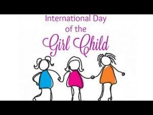 International Girl Child Day 2021 Whatsapp Status Video