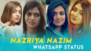 Nazriya Nazim Attitude Whatsapp Status Video
