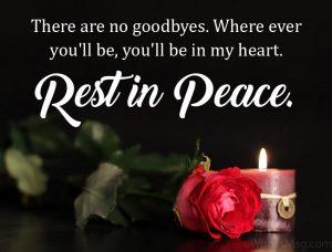 Rest In Peace Whatsapp Status Video