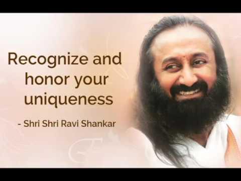 Sri Sri Ravi Shankar Motivational Whatsapp Status Video